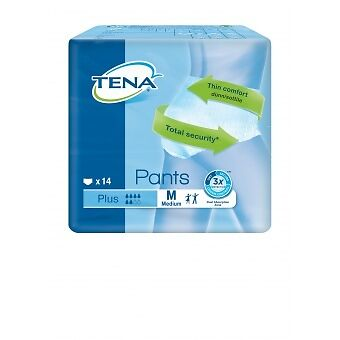 TENA Pants Plus Medium - Couche pour adulte - Incontinence