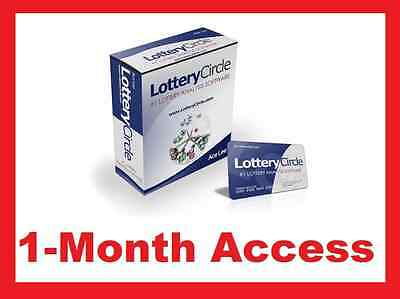 #1 LOTTERY SOFTWARE: Winning Lottery Number System Play Pick 3/4/5/6 WIN LOTTO!