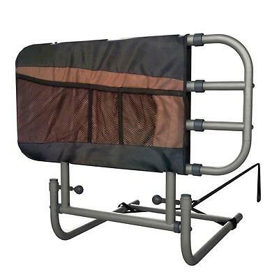 EZ Adjust Half Bed Rail & Full Size Bed Rail, Standing Support & Fall Protection