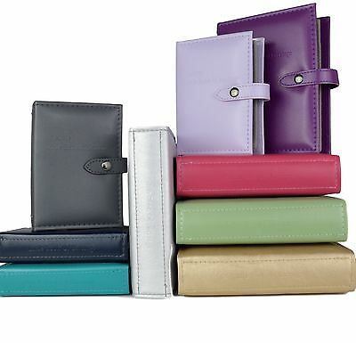 The Little Book of Earrings - Stores 48 pairs - 11 Colours - Holder - Display