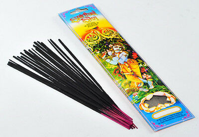 "Incense Sticks - 10"" x 20 sticks - Spiritual Sky - Choose Fragrance"