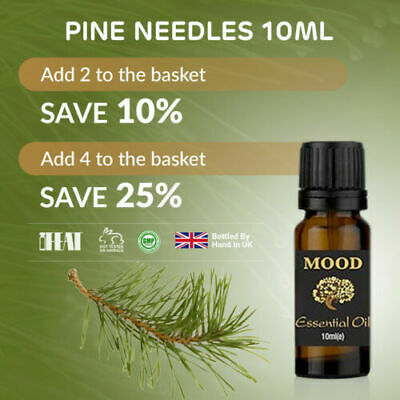 Aromatherapy Essential Oils Pine Natural Pure Essential Oil Fragrances 10ml