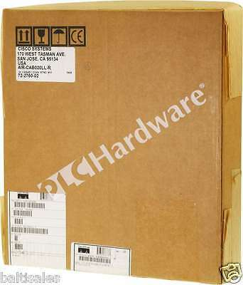 New Sealed Cisco AIR-CAB020LL-R Low Loss Cable with RP-TNC Connector 20 ft (6m)