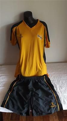 Hockey Australia Perth Thunder Sticks Shirt And Shorts (12 Kavanagh) Size M
