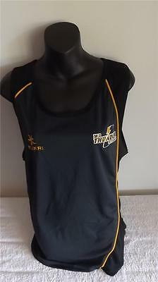 Hockey Australia  Perth Thunder Sticks  Kukri Tank Top New With Tag  Size M