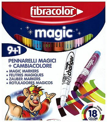 Fibracolor Magic Markers