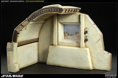 Star Wars Mos Eisley Cantina Band Nook 1/6 Scale Environment Sideshow Toys
