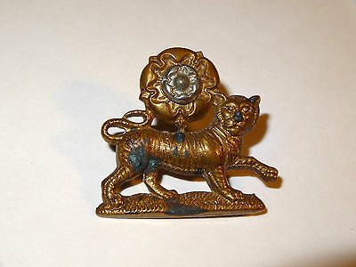 York & Lancasters Regiment Collar Badge