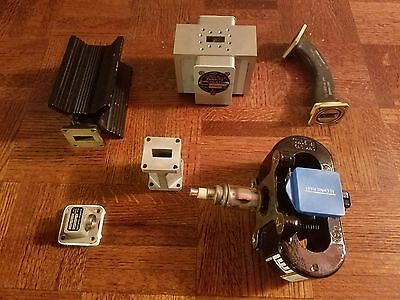 X-Band Microwave Waveguide Experimenters Kit