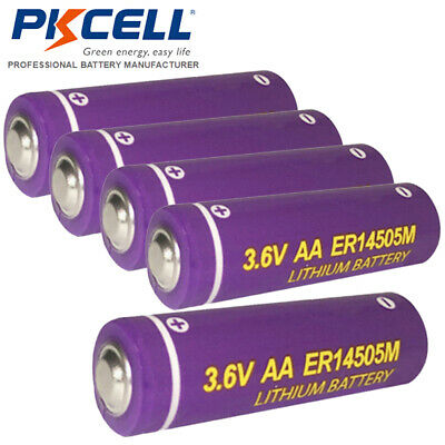 5pcs CR123A 3V Lithium Photo Battery EL123A DL123A Camera Batteries PKCELL