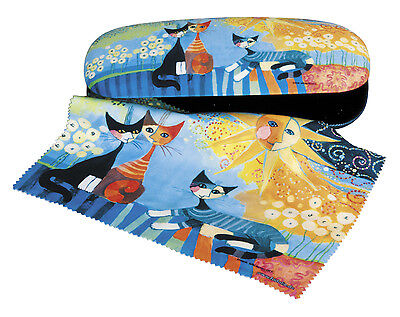 Fridolin Glasses case with Lens Cloth, Wachtmeister - Dolce vita