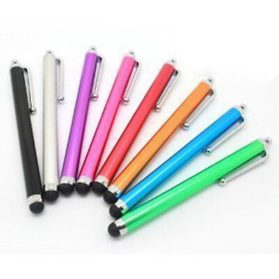 8Pcs Exclusive Pen Touch Tablet Computers And Mobile Phones Aapacitive Stylus UK