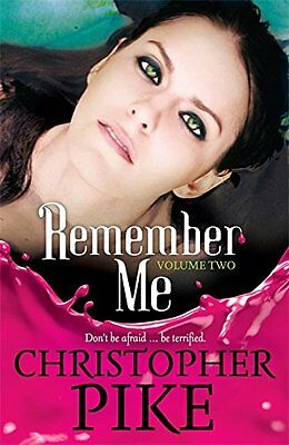 Christopher Pike __ Remember Me Volume 2 __ Brand New __ Freepost Uk