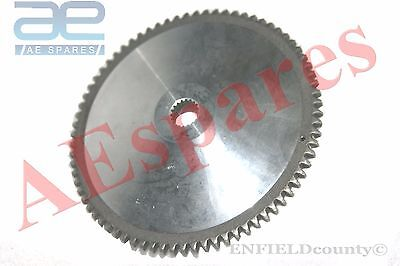 New Front Half Pulley With Starting Gear Lml Vespa Px Scooters @uk