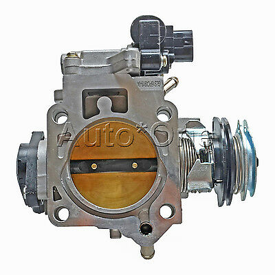 For Honda Accord DX LX EX 2.4L 2354CC Cable Drive Throttle Body 16400-RAA-A62