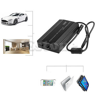 Universal DC Charger Notebook AC Adapter Power Supply 100W For Laptop In Car