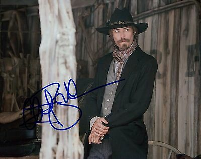 Christopher Backus In Person Signed Photo - A897 - Deliverance Creek
