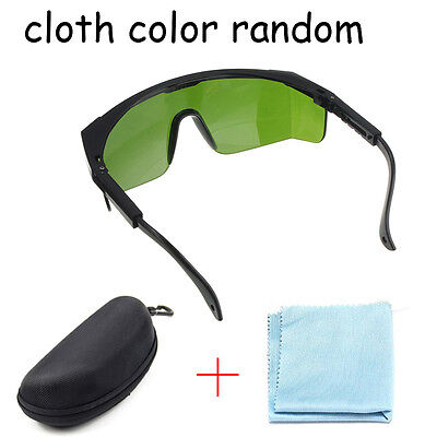 Laser Protection Goggles Protective Safety IPL-2 Glasses OD+4D 200nm-2000nm New