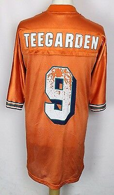 TEEGARDEN #9 Miami Dolphins American Football Jersey Reebok NFL Adults 2XL
