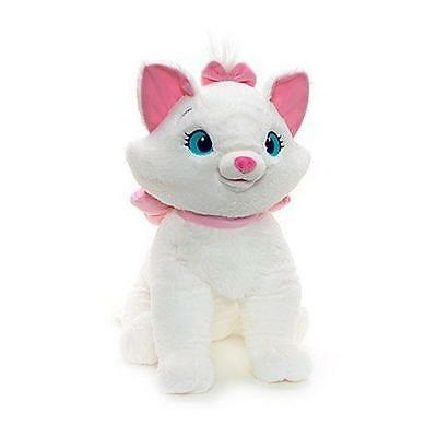 New Official Disney The Aristocats 17cm Marie Soft Plush Toy