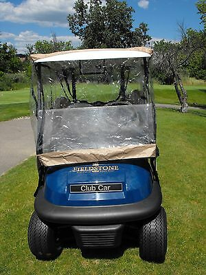 Absolute Golf Cart Cover Universal