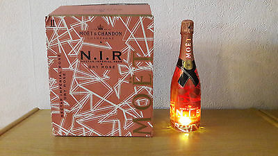 Moet & Chandon Nectar Imperial Rose N.I.R Luminous , 0,75L Flasche