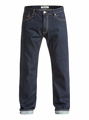 """Quiksilver™ High Force Rinse 32"""" - Relaxed Fit Jeans - Vaqueros - Hombre"""