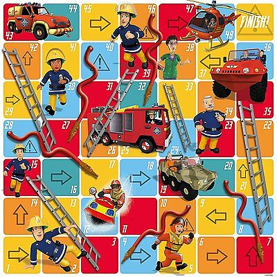 Fireman Sam Giant Hoses and Ladders Game