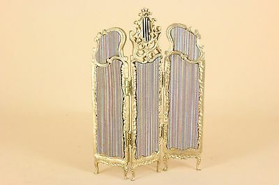 "Dollhouse Miniature ""FANTASY LYRE"" SCREEN  3552-AS-G  BESPAQ DIRECT"