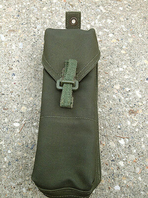 Canadian Military #7101 Long FN-C2 Pouch Mag Pouch Webbing New 82 Pattern #1343