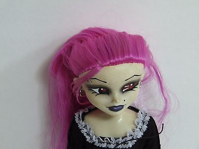 "12"" Goth HALLOWEEN Begoth collectors doll"