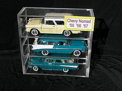 1:24 Clear Display Case