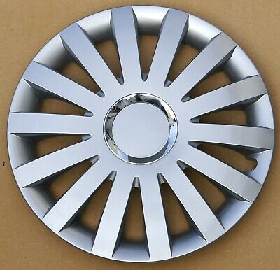 """Set of  4x15"""" wheel trims to fit  Vw Transp.T4,Golf,Polo,Touran,Caddy"""