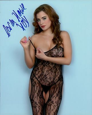 Carla Howe In Person Signed Photo - A989 - Playboy model