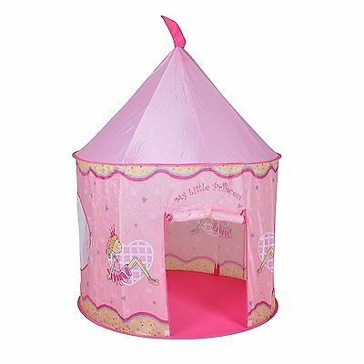 Knorrtoys 55508 Colourful Pink play tent Little princess