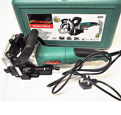 Neilsen 900W 100mm Electric Biscuit Jointer Joiner Router Cutter 11000RPM !! 957