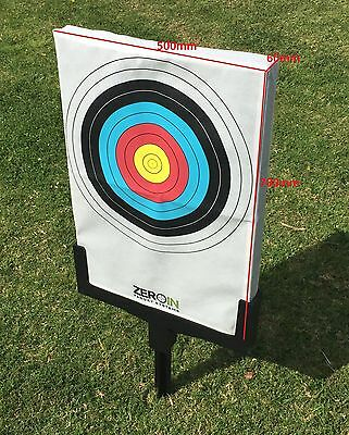 Archery Target Self Healing Foam Compound Bow & Arrow recurve & long bow package