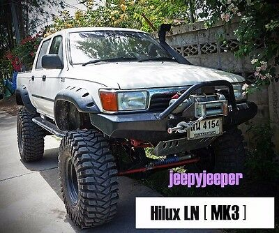 Jungle OFFROAD TOYOTA HILUX MK3 1989-1997 LN105 LN106 FENDER FLARES WHEEL ARCH