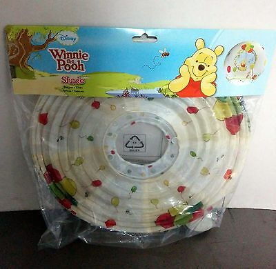 Disney Winnie the Pooh Paper Shade Helix Lighting for Children