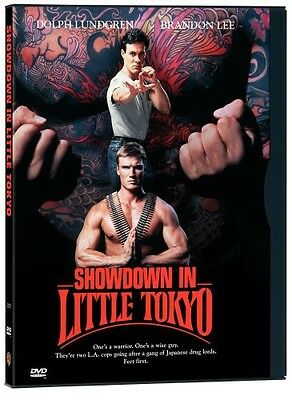 Showdown in Little Tokyo/Bloodsport (2007, DVD NUEVO) (REGION 1)