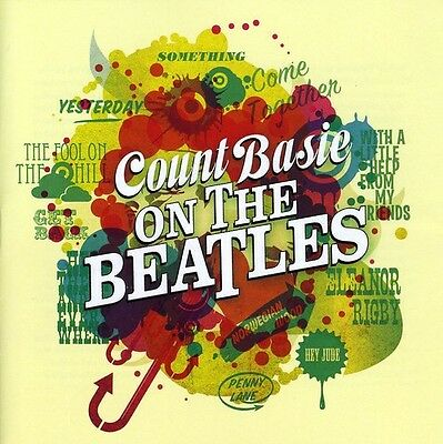 On The Beatles - Count Basie (2009, CD NUOVO)