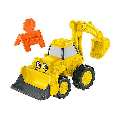 Bob The Builder Fuel Up Friends Die-Cast Vehicle - Scoop