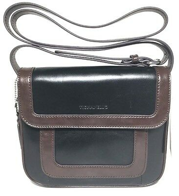 T57015A MSRP $159.00 Navy//Dark Brown Details about  /NWT Tignanello Framed Hobo