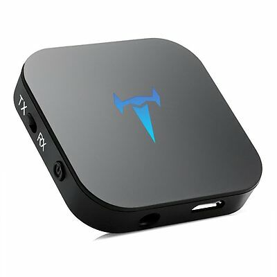 SEGURO® BT-4 Bluetooth 4.1 2 in 1 Transmitter/Receiver Wireless 3.5mm Portable