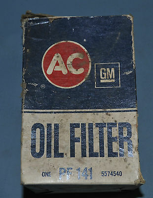 NOS AC GM PF 141 5574540 Oil Filter