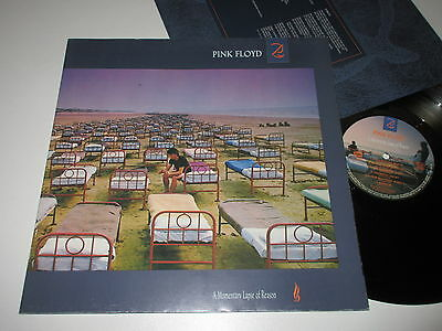 LP/PINK FLOYD/A MOMENTARY LAPSE OF REASON/Emi 7 48068 1 +ois foc
