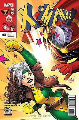 X-Men 92 #8 (2016) 1St Printing Bagged & Boarded