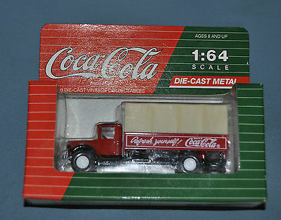 Coca Cola Coke Mack Model BM 1:64 Die Cast Truck NIB New In Box