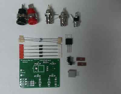 Threee Range Transistor Diode Semiconductor Tracker Curve Tracer Tester DIY Kit