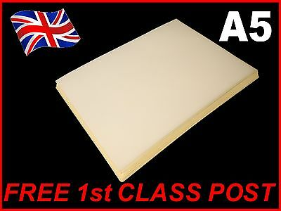 Address Labels A5 Sheets Sticky Self Adhesive for Inkjet / Printer paypal